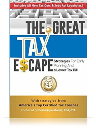 Great Tax Escape Book